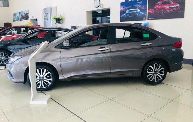 Bán Honda City 1.5TOP năm sản xuất 2019, 599tr4