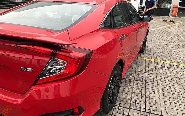 Cần bán xe Honda Civic RS năm 2019, màu đỏ, xe nhập4
