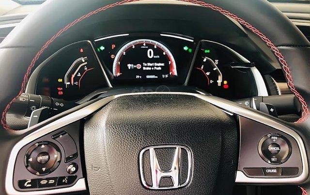 Cần bán xe Honda Civic RS năm 2019, màu đỏ, xe nhập3