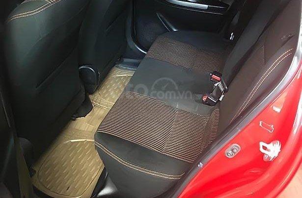 Bán xe Toyota Yaris sản xuất năm 2014, màu đỏ, nhập khẩu nguyên chiếc số tự động, 500 triệu1