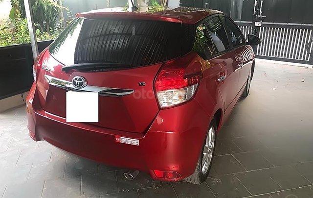 Cần bán Toyota Yaris 2014, màu đỏ, xe nhập số tự động, giá chỉ 500 triệu0
