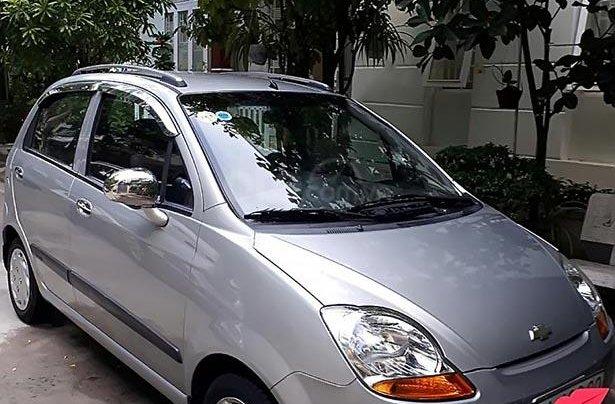 Bán Chevrolet Spark năm sản xuất 2009, màu bạc, xe nhập xe gia đình giá cạnh tranh3