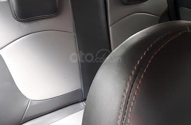 Bán Chevrolet Spark năm sản xuất 2009, màu bạc, xe nhập xe gia đình giá cạnh tranh4