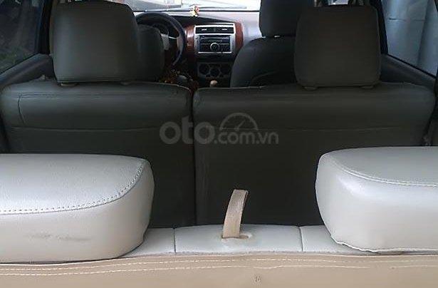 chính chủ bán Nissan Grand livina đời 2012, màu xám2
