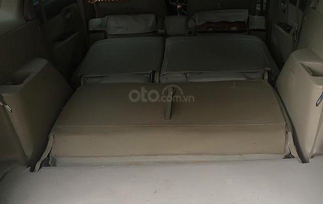 chính chủ bán Nissan Grand livina đời 2012, màu xám1