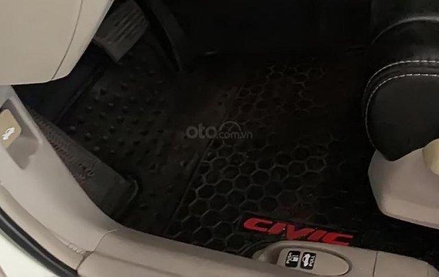Cần bán Honda Civic 2.0 AT đời 2006, màu trắng giá cạnh tranh4