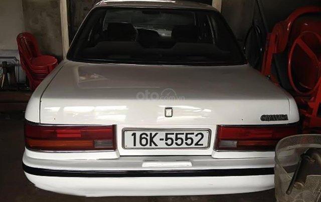 Bán ô tô Toyota Cressida sản xuất 1990, màu trắng, xe nhập 0