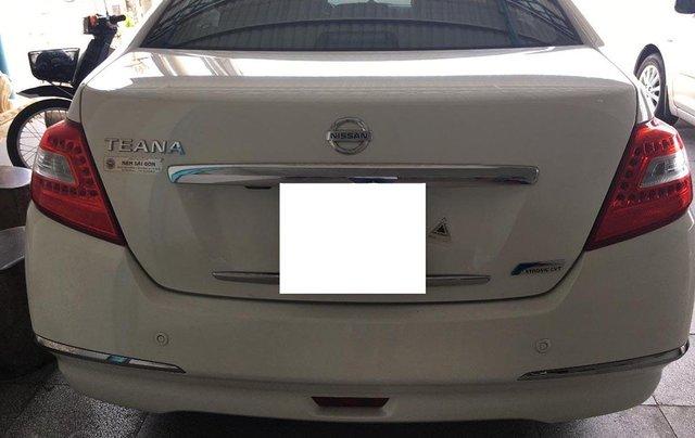 Bán Nissan Teana sản xuất 2010, màu trắng, nhập khẩu nguyên chiếc1