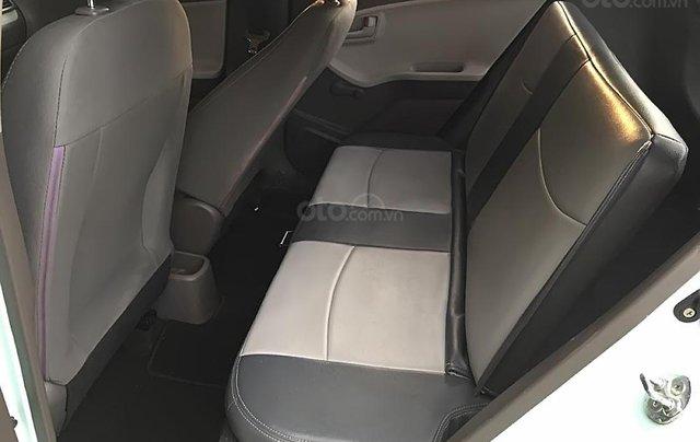 Cần bán lại xe Kia Morning Van năm sản xuất 2014, màu xanh lam 4