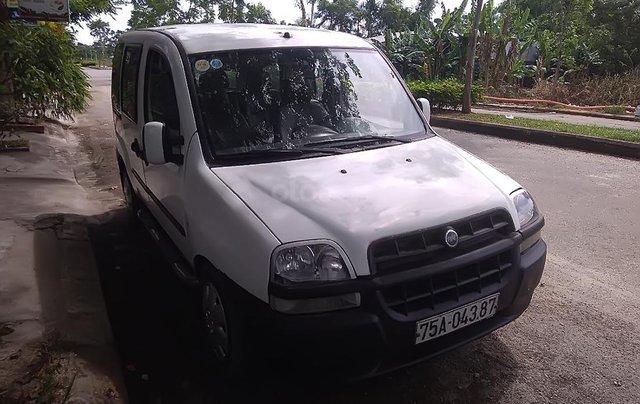 Cần bán Fiat Doblo 1.6 đời 2004, màu trắng4