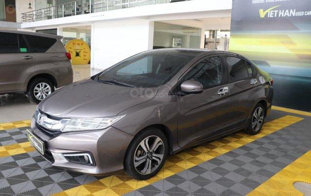 -Cần bán Honda City CVT 1.5AT năm sản xuất 20160