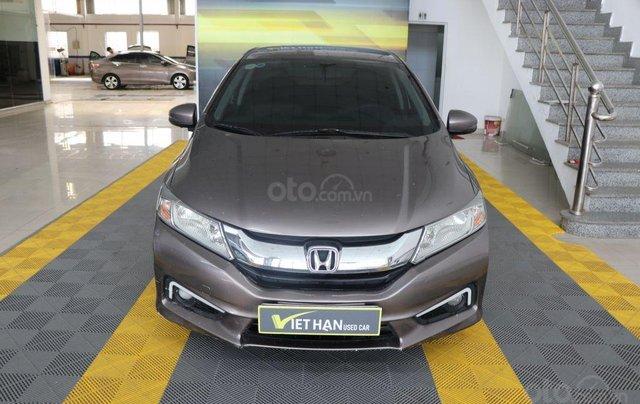 -Cần bán Honda City CVT 1.5AT năm sản xuất 20161