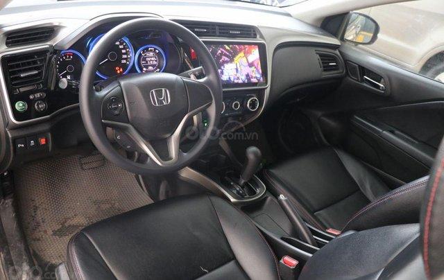 -Cần bán Honda City CVT 1.5AT năm sản xuất 20167