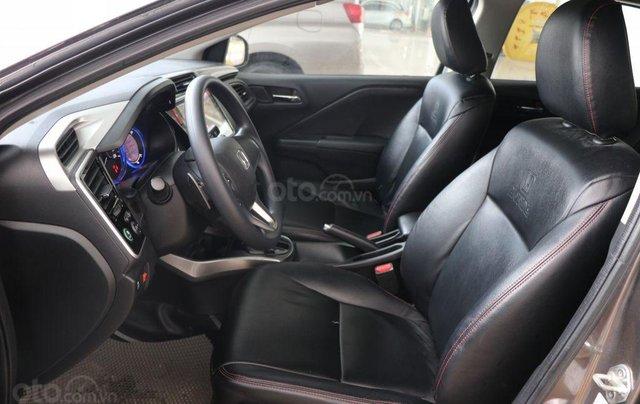 -Cần bán Honda City CVT 1.5AT năm sản xuất 20166