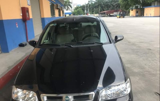 Bán xe Fiat Albea 1.6 HLX sản xuất năm 2004, màu đen 1