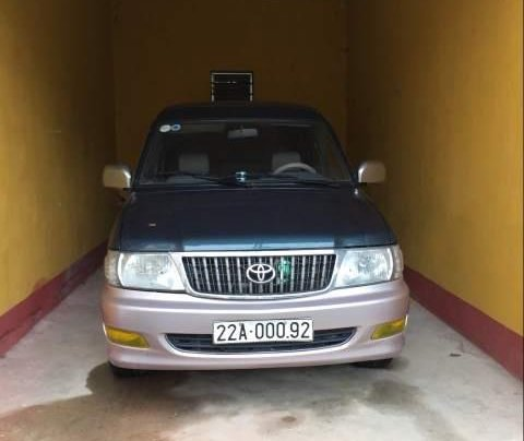 Bán xe Toyota Zace năm 2005, nhập khẩu