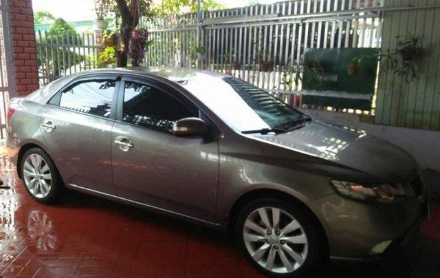 Bán Kia Cerato đời 2009, màu bạc, xe nhập0