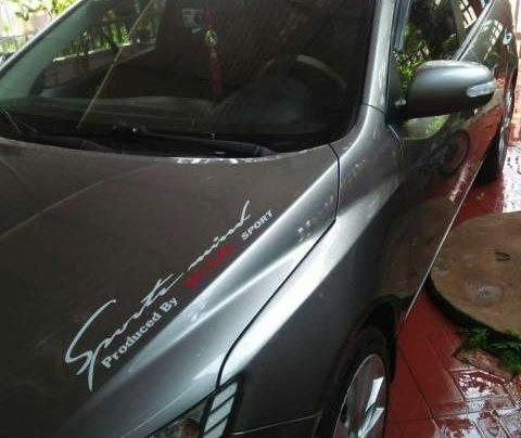 Bán Kia Cerato đời 2009, màu bạc, xe nhập2