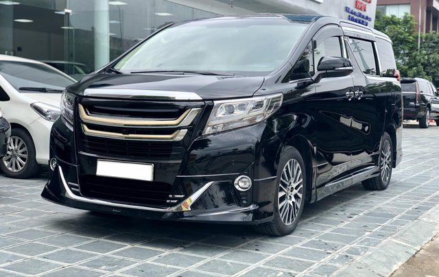 Bán Toyota Alphard 3.5L - V6 sản xuất 2017 model 2018, Mr Huân 09810101611
