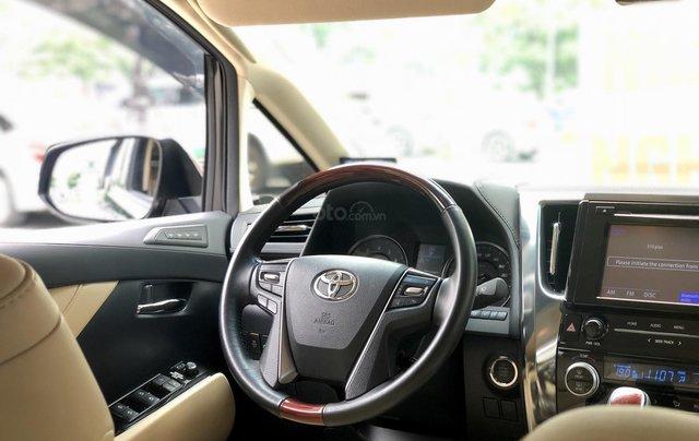Bán Toyota Alphard 3.5L - V6 sản xuất 2017 model 20185