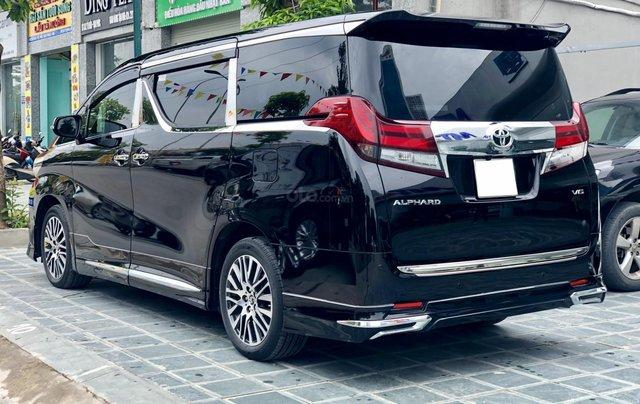 Bán Toyota Alphard 3.5L - V6 sản xuất 2017 model 201811