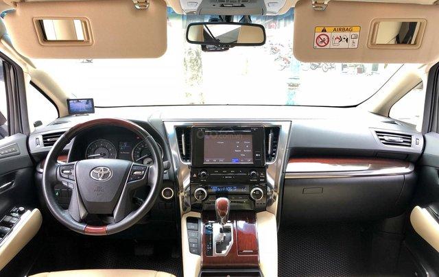 Bán Toyota Alphard 3.5L - V6 sản xuất 2017 model 201813