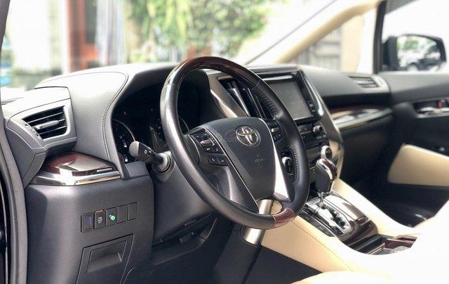 Bán Toyota Alphard 3.5L - V6 sản xuất 2017 model 201814