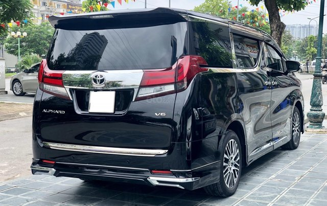 Bán Toyota Alphard 3.5L - V6 sản xuất 2017 model 201815