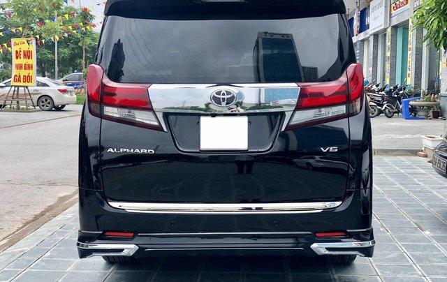 Bán Toyota Alphard 3.5L - V6 sản xuất 2017 model 2018, Mr Huân 098101016119