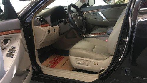 Bán Toyota Camry 2.4 AT đời 2007, màu đen3