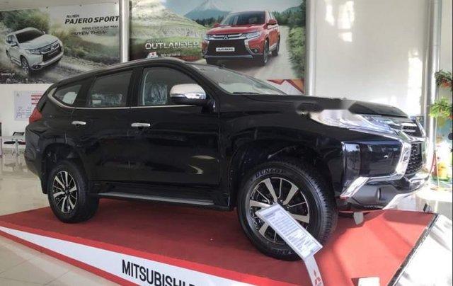 Bán Mitsubishi Pajero sản xuất năm 2019, màu đen, nhập khẩu nguyên chiếc, giá tốt2