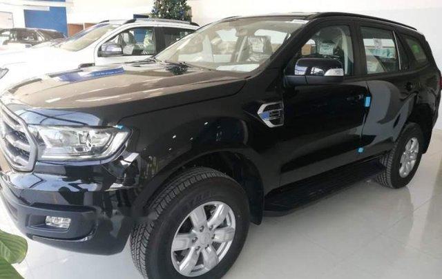 Bán xe Ford Everest 2.0 Ambient MT 4x2 đời 2019, màu đen, nhập khẩu nguyên chiếc3