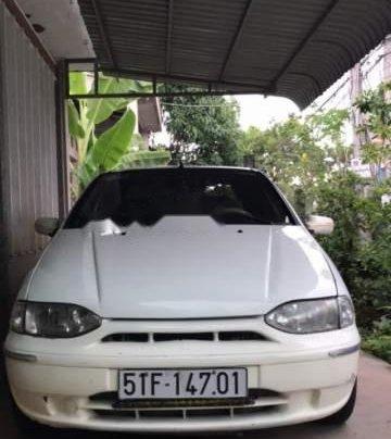 Bán Fiat Siena đời 2005, màu trắng, nhập khẩu 1