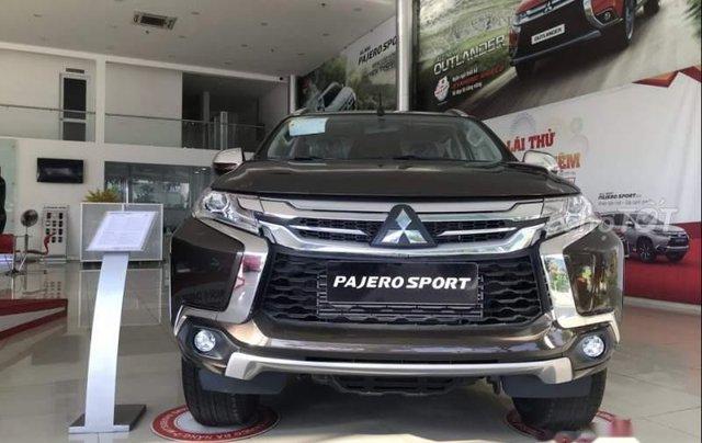 Bán Mitsubishi Pajero sản xuất năm 2019, màu đen, nhập khẩu nguyên chiếc, giá tốt3
