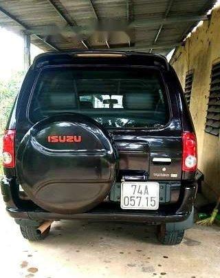 Cần bán gấp xe Isuzu Hi lander năm sản xuất 2006, màu đen4