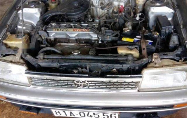 Bán Toyota Corolla năm 1989, màu xám, nhập khẩu  1