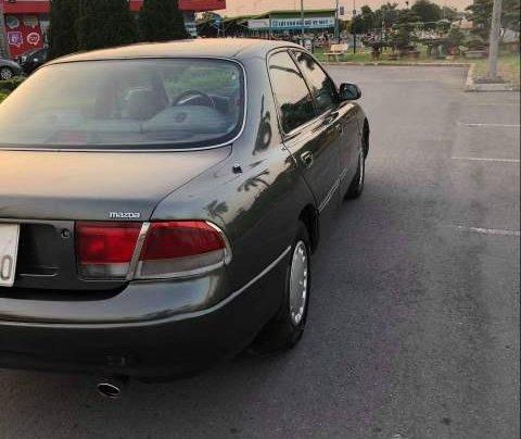 Gia đình bán Mazda 626 năm 1997, màu xám1