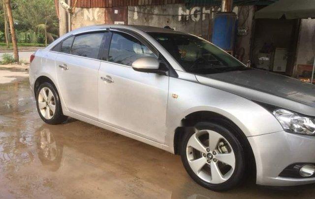 Bán xe Daewoo Lacetti CDX 1.6 AT đời 2009, màu bạc, xe nhập1