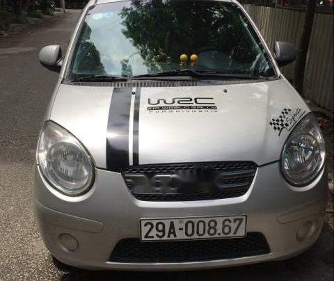 Bán xe Kia Morning đời 2011, màu bạc, 155 triệu2