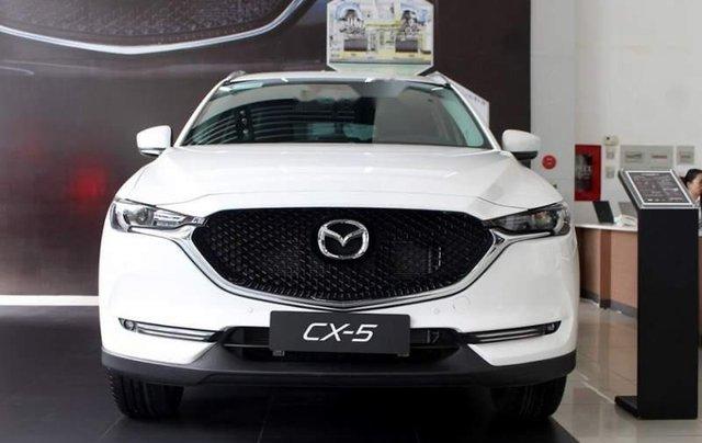 Cần bán Mazda CX 5 đời 2019, màu trắng giá cạnh tranh1