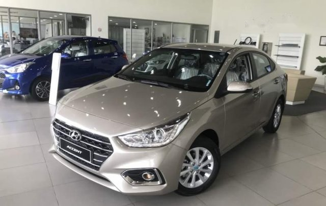 Bán Hyundai Accent sản xuất 2019, giá tốt2