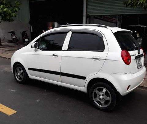 Bán Chevrolet Spark sản xuất năm 2008, màu trắng1