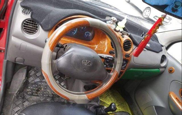 Bán lại xe Daewoo Matiz SE 2007, màu đỏ, nhập khẩu  5