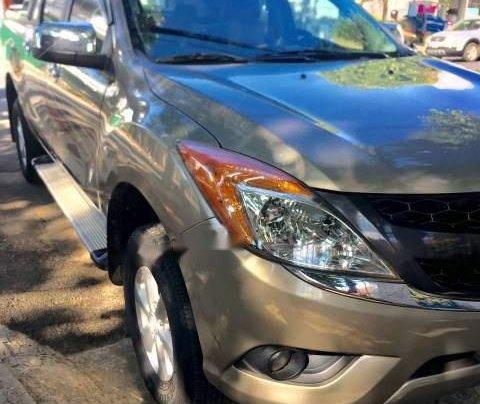 Bán xe Mazda BT 50 sản xuất 2013, màu vàng, nhập khẩu Thái Lan, 435 triệu0