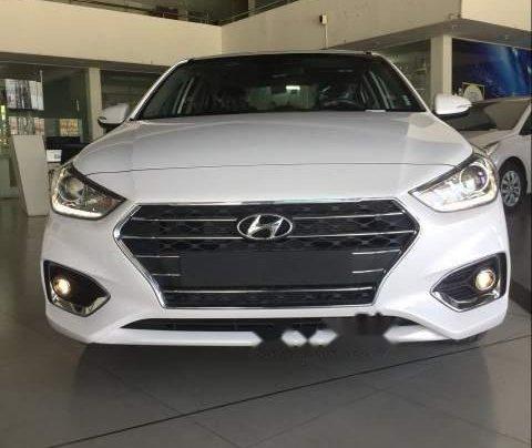 Bán Hyundai Accent 2019, màu trắng, nhập khẩu  4
