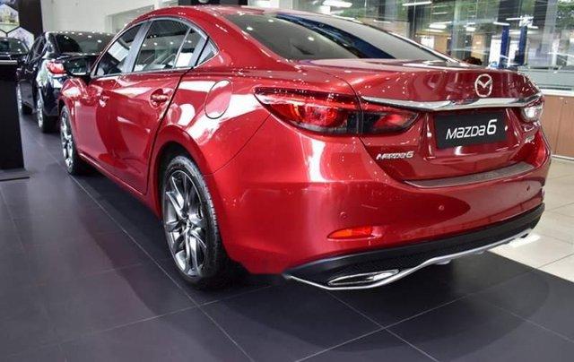 Bán xe Mazda 6 đời 2019, màu đỏ3