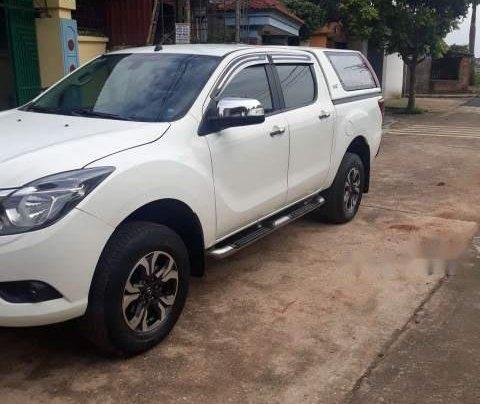 Chính chủ bán xe Mazda BT 50 năm 2016, màu trắng, xe nhập1
