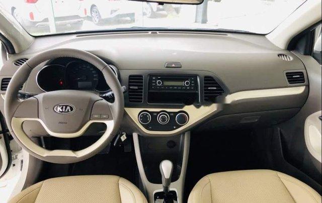 Bán Kia Morning 1.25AT sản xuất 2019, màu trắng, giá tốt5