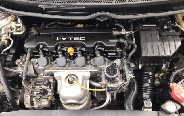 Bán xe Honda Civic năm 2009, màu vàng, nhập khẩu  3