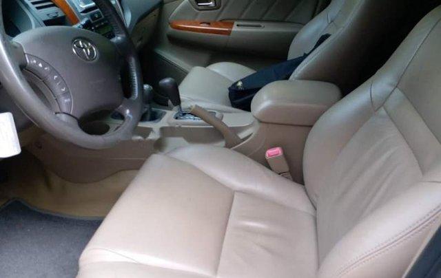 Bán Toyota Fortuner năm sản xuất 2012, số tự động1